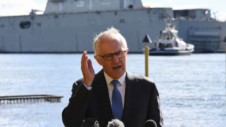Malcolm Turnbull can't pretend to battle the 'elite': he is the elite