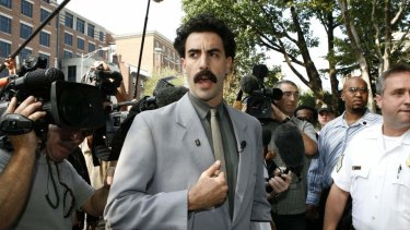 Our pick, movie: Borat: Cultural Learnings of America for ...