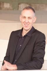 Australia Council chief executive Tony Grybowski.