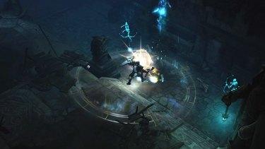 Diablo III feels like a brand new game.