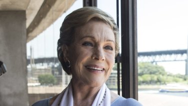 Dame Julie Andrews says she was tempted to tweak My Fair Lady's ending amid the criticisms of its sexism, but wanted to stay true to the material it was based on.
