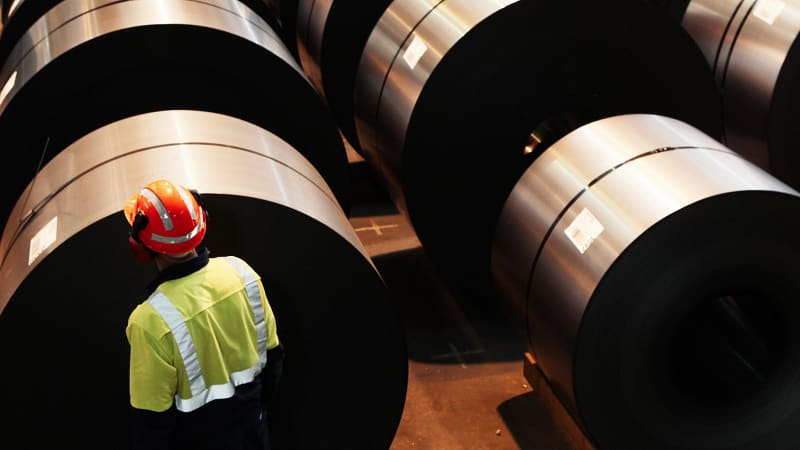 Rio Tinto, Vale aim to elbow BHP from BlueScope supply