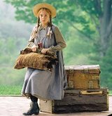 Anne Shirley, from Anne of Green Gables.