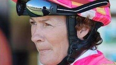 Jockey Desiree Gill.