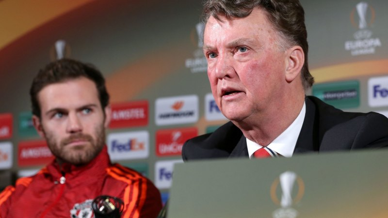Manchester United Manager Louis Van Gaal: I Want My