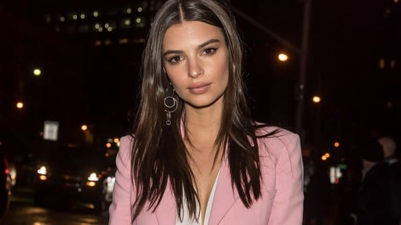 Emily Ratajkowski defends Melania Trump against 'hooker' comment