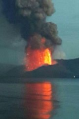 Some Rabaul residents have told media it is the largest explosion at the volcano since 1994, when the city was abandoned.