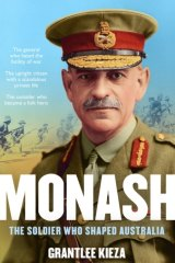 Monash, Grantlee Kieza.