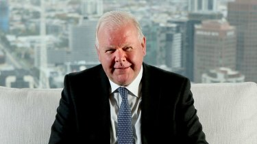 Former ANZ bank boss Mike Smith says he has rethought his negative perceptions of the ABC.