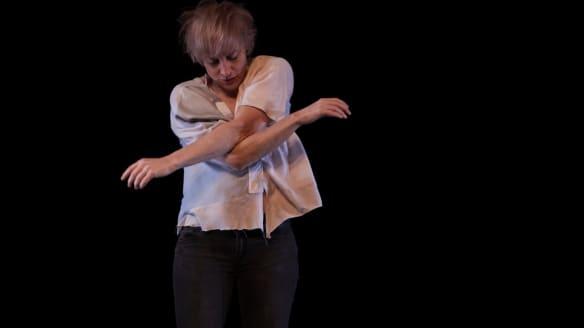 Meg Stuart review: Compelling movement from a unique performer
