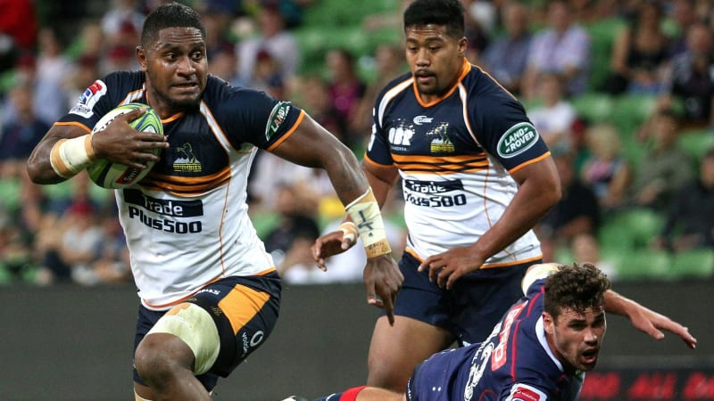 Super Rugby live scores, blog: ACT Brumbies v Melbourne Rebels