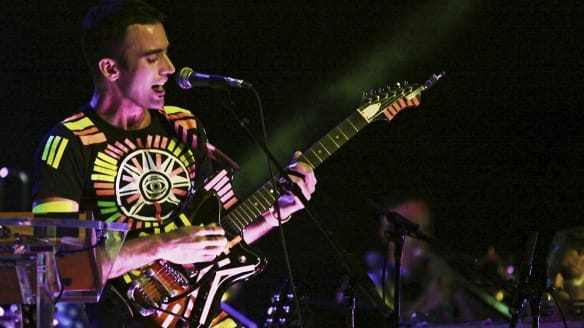 Review: Sufjan Stevens at the State Theatre - a tale of two halves
