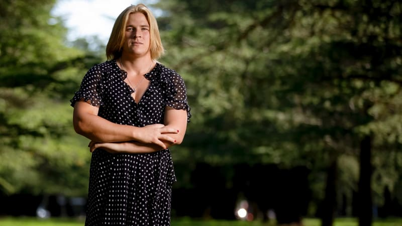 Hannah Mouncey Visits Afl House After Failing To Get Information From Officials