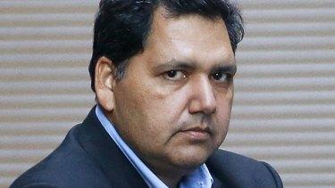 Adeel Khan at the NSW Supreme Court.