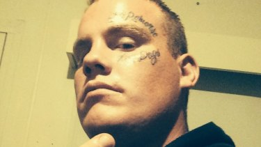 Nathan Knight, 24, was shot in the face while he sat in a car parked in Lalor on New Year's Eve.
