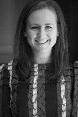Hayley Purdon, data analyst, 28.