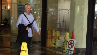 Stephen Myhill, an executive producer who worked on The Mole, leaves the Downing Centre Court in December.