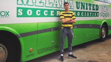 Australian goalkeeper Stefan Petrovski has died in hospital.