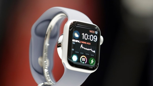 Can the Apple Watch Series 4 become critical for doctors?