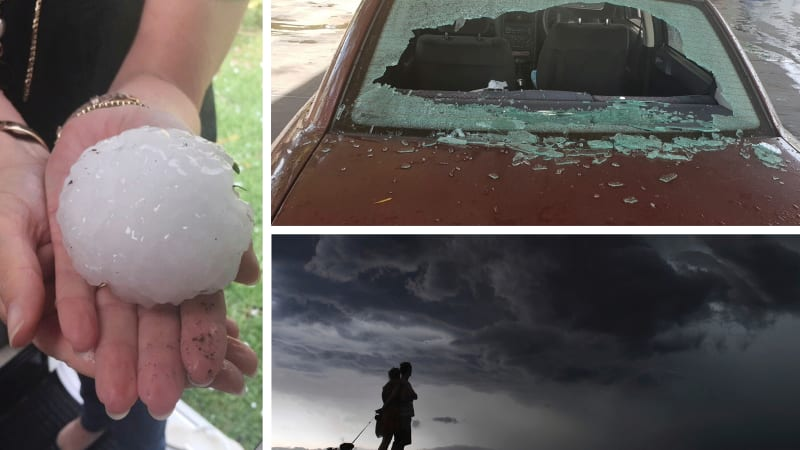Small Business Banking >> Sydney hail storm is costliest event of the year, say insurers