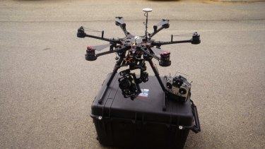 Drones come in all sorts of shapes and sizes.