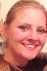 Veronica Rutledge was shot by her two-year-old son.