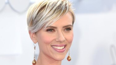 Scarlett Johansson said she doesn't feel the need to speak about the sexist pay gap because she doesn't think it applies to her.
