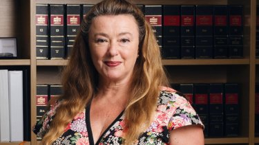NSW Law Society president Pauline Wright has come under fire over the organisation's public support for same-sex marriage.