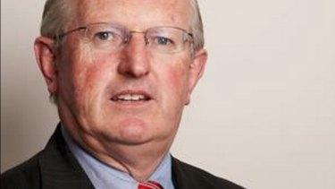 Unlawfully removed the hillside: Paul O'Shanassy.