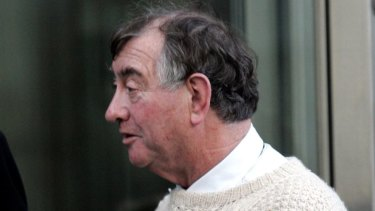 Paedophile Terrence Pidoto, a priest at St Bede's in the 1970s, died last year.
