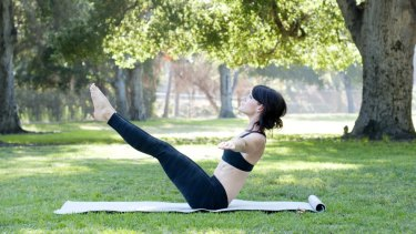 Not all costs of starting a Pilates business are deductible.