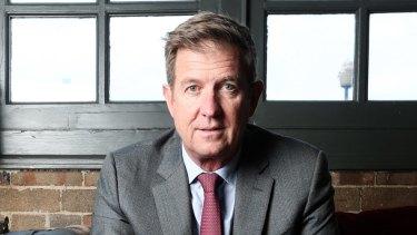 Seven West Media chief executive Tim Worner.