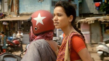 Tillotama Shome in <i>Sir</I>, which explores the gender and class divides that exist in India.