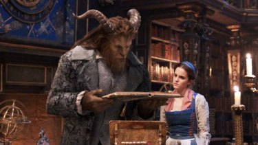 The Beast in a live-action adaptation of the animated classic <i>Beauty and the Beast</I> is still problematic.