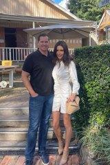 Ryan Phelan is dating sports manager Sarah Wade.