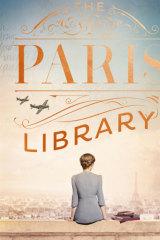 <i>The Paris Library</i> byJanet Skeslien Charles