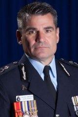 ASADA chief executive David Sharpe.