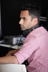 Music producer Tushar Apte.