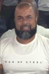 Wally Ahmad, who was fatally shot at Bankstown Centro.