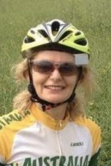 Cycling groups have paid tribute to Carolyn Lister.