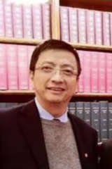 John Zhang worked for Shaoquett Moselmane one day per week.
