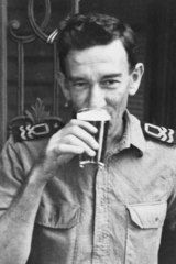 Lieutenant HE Carse, Royal Australian Naval Volunteer Reserve and commander of the MV Krait, which clandestinely transported Jaiwick operatives from Australia to Singapore and back.