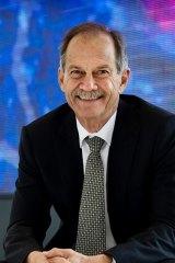 WA Chief Scientist Peter Klinken.