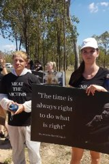 Animal Activist Collective last month entered a southern Queensland feedlot unlawfully.