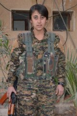 Kurdish fighter Amara Renas was allegedly killed by Turkish troops during the ceasefire.