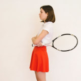 Tennis is a good sport for your time-poor 30s.