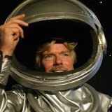 "The deal is ""the beginning of an important collaboration for the future of air and space travel"", says Richard Branson."