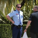 Eastern suburbs police have been making sure Zac Efron is following quarantine rules.