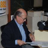 Former WA premier Brian Burke used to have a regular segment on 6PR.