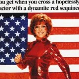 Out of the picture: Films such as Tootsie.